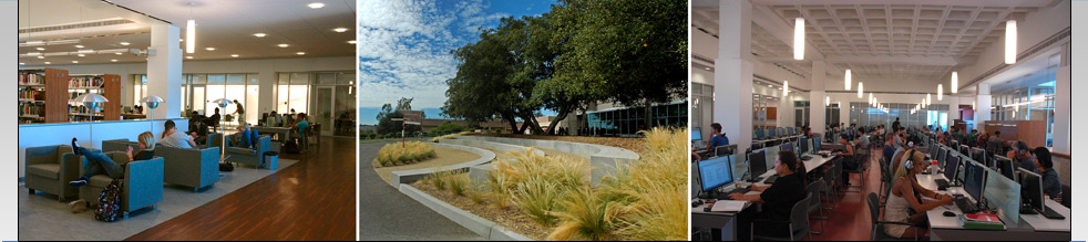 Saddleback College - Library