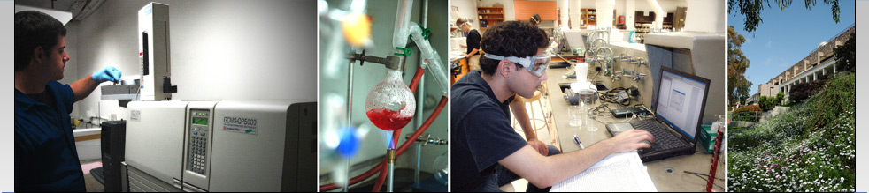 Saddleback College - Chemistry Lab