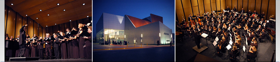 Irvine Valley College - Performing Arts Center