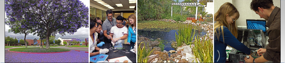 Irvine Valley College - Biology