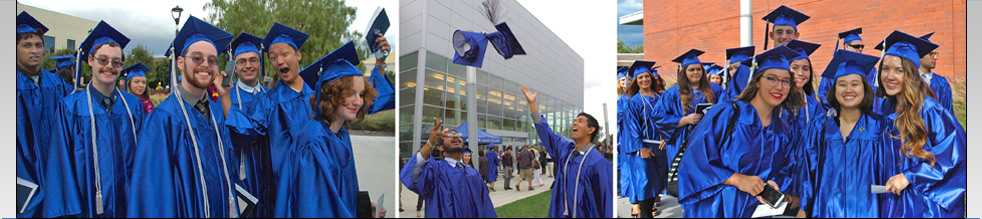 Irvine Valley College - Graduation Day