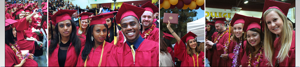 Saddleback College - Graduation Day
