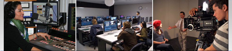 Saddleback College - Radio and Movie Editing